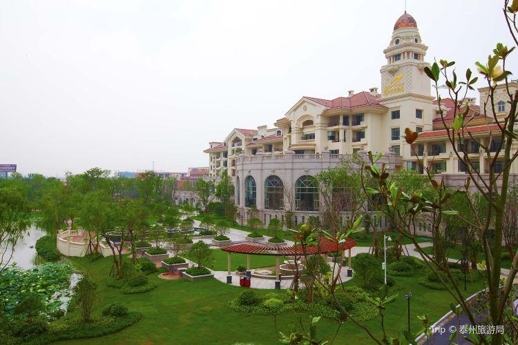 The Taizhou Bigui Park Hot Springs2
