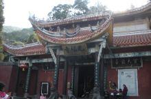 凉山州景区光福寺