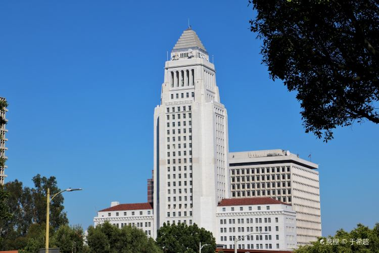 Los Angeles City Hall4