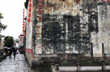 雨中,古街,青石板,小巷