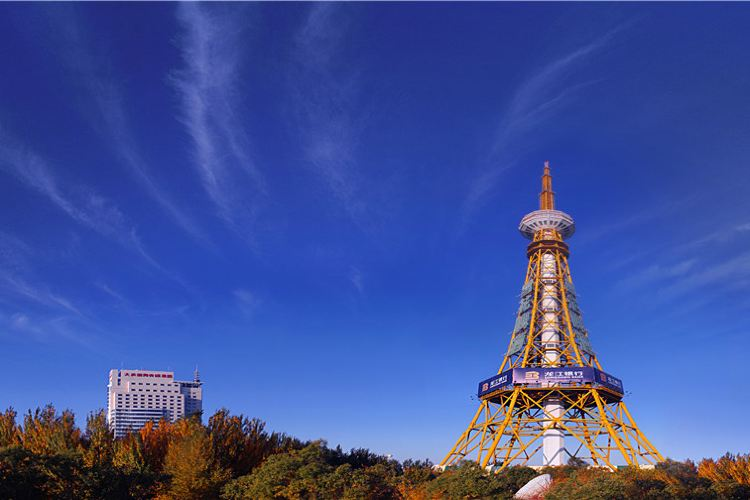 大慶廣播電視塔2