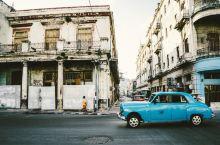 #笨鱼·行 第三站# 白平衡,墨西哥在左,古巴在右  墨西哥古巴十一日行