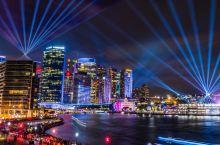 2018缤纷悉尼灯光音乐节,十年之约,23个狂欢夜,让你遇见最美夜色
