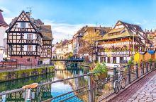 斯特拉斯堡:最德式的浪漫法国圣诞之都