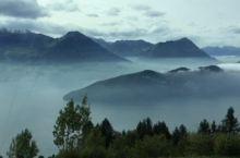 瑞士rigi山