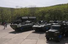 俄罗斯岛炮台
