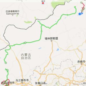 阿巴嘎旗游记图文-维图老林的行行摄摄 —— 一路向东之序篇