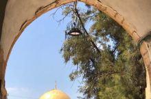 以色列耶路撒冷的老城和死海(2018/7)