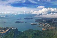 空中俯瞰吉隆坡