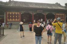盛夏游北京四