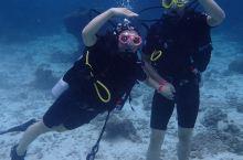 我们的第一个旅行。。。 我们-水下的见证 大皇帝岛的碧海蓝天 我来了。 回普吉的晚霞