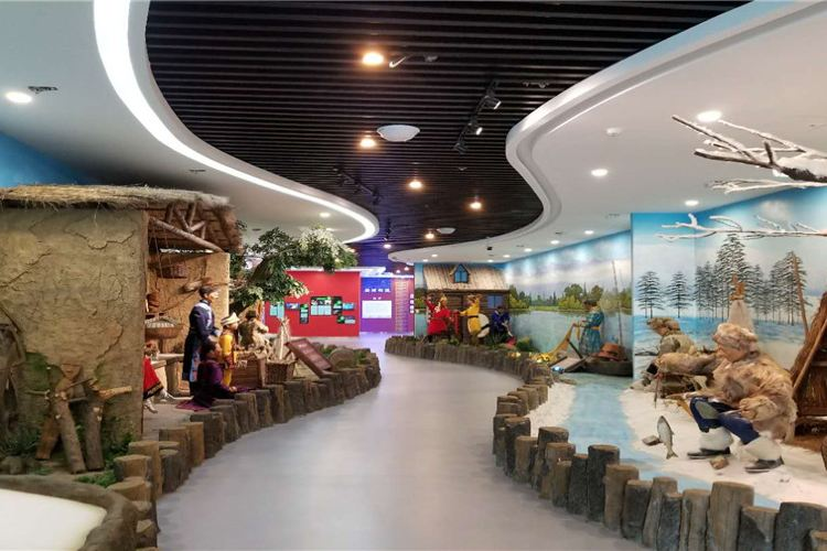 撫遠魚文化體驗館2