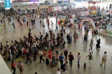 广州南站~~亚洲最大高铁站