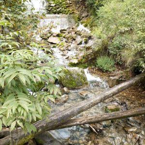 阿夏幽谷旅游景点攻略图