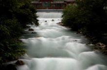 二郎山喇叭河