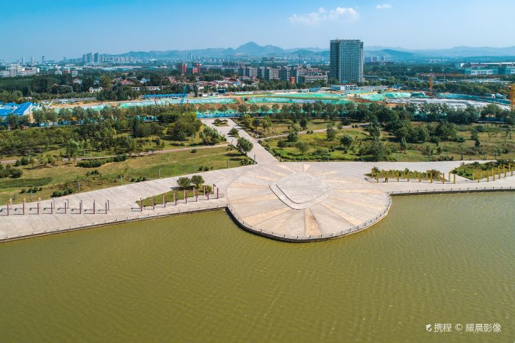 Xiuyuanhe Sceneic Area1