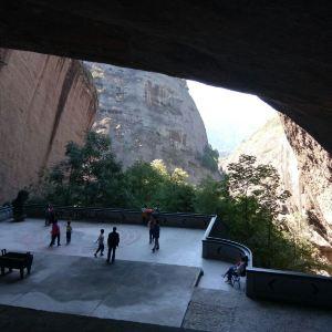 翠微峰国家森林公园旅游景点攻略图