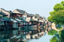 浙江大部分古镇都在这里,看上哪个去哪个!