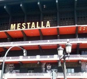 梅斯塔利亚球场旅游景点攻略图