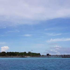 珍拉丁湾旅游景点攻略图