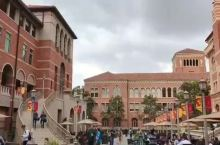 洛杉矶旅游:USC大学