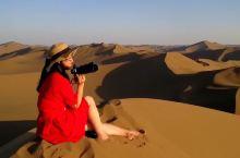 新疆醉美沙漠之库木塔格沙漠