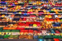 曼谷最出名的网红夜市你知道吗
