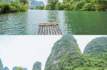 漓江这么美,竹筏路线选这里就对了