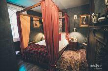住在魔法世界是一种怎样的体验?#神奇的酒店