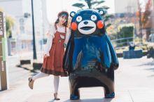 熊本初体验,大海初体验,最萌娃在路边玩