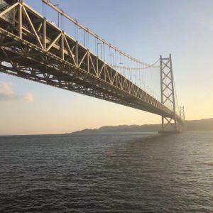 明石海峡大桥旅游景点攻略图
