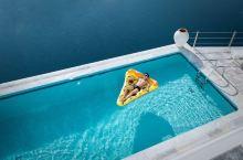 安利一个悬崖无边泳池、阳台海景早餐的洞穴酒店#神奇的酒店