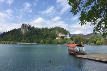 斯洛文尼亚布莱德湖