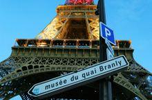 埃菲尔铁塔:法国人异想天开式的浪漫情趣