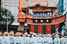 #在当地过节# 京都衹园祭 - 感受日本三大祭的魅力