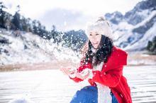 巴拉格宗神山秘境,遇见最美冬季雪景