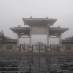 雪窦山旅游景点攻略图