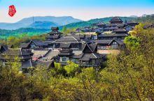 秦汉的踪迹——焦作影视城