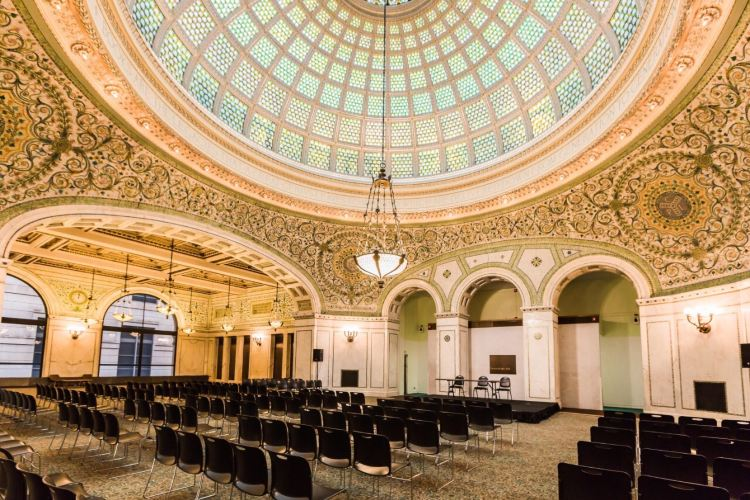 Chicago Cultural Center4