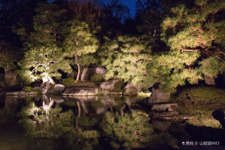 Shosei-en Garden1