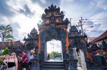 巴厘岛必看风景,海神庙