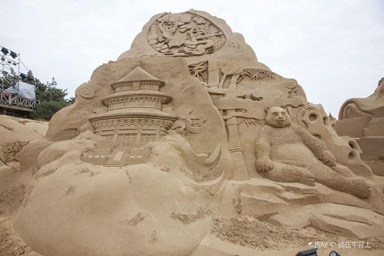 國際沙雕藝術廣場2