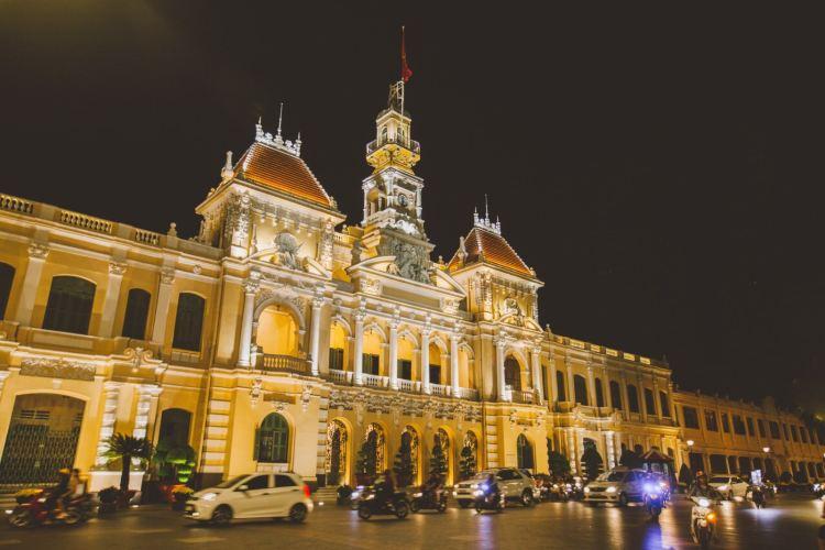 Ho Chi Minh City Hall3