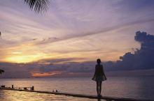 元旦去哪玩|苏梅岛的日出日落