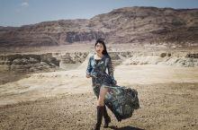 犹大沙漠,死海旁的硬核戈壁