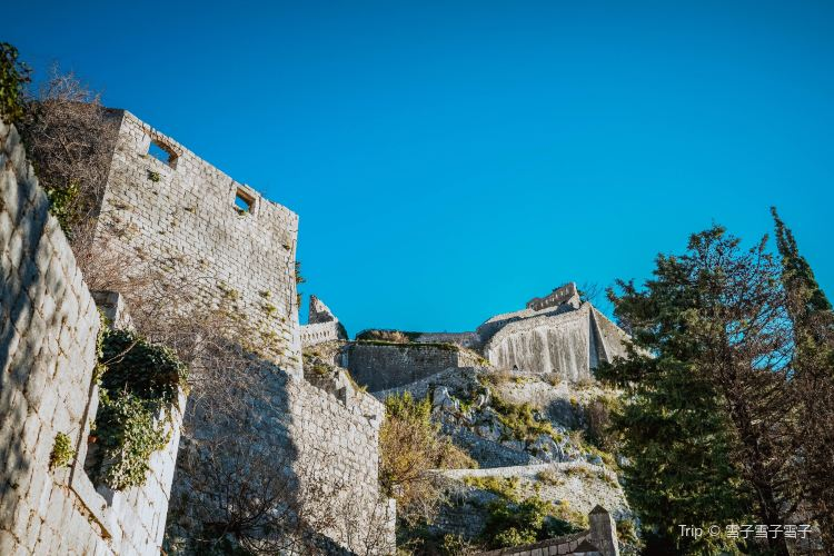 Fortifications of Kotor2