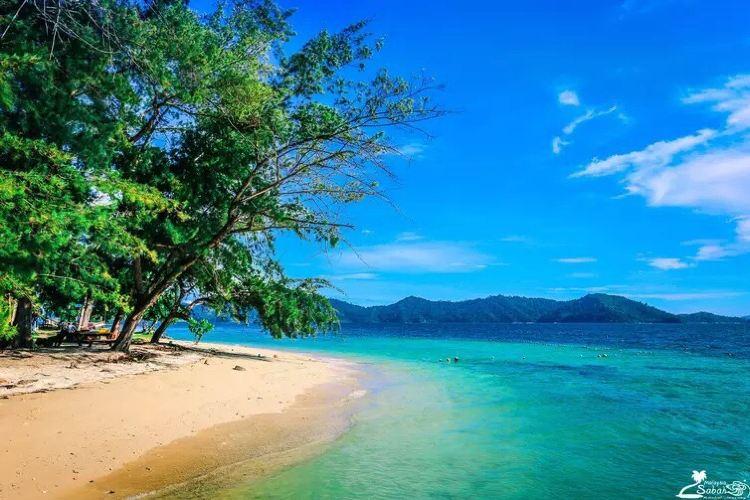 Mamutik Island2