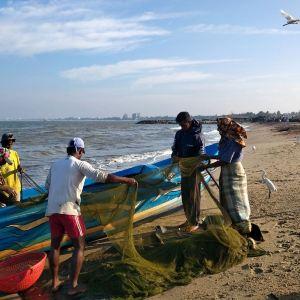 尼甘布海滩旅游景点攻略图