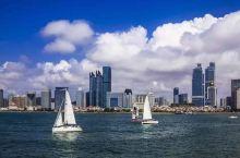 乘风破浪,扬帆起航,青岛奥帆中心畅享帆船出海的美好时光