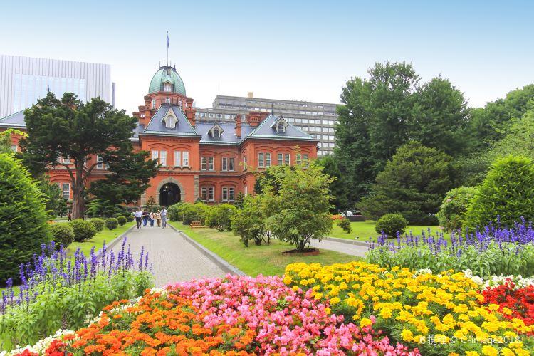 Former Hokkaido Government Office Building1
